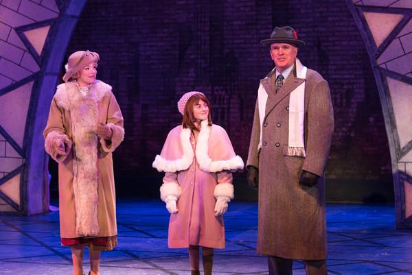 Elizabeth Broadhurst, Presley Ryan and George Dvorsky Photo