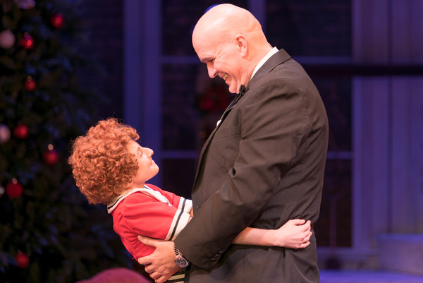 Photo Flash: It's a Hard Knock Life! First Look at Presley Ryan and More in ANNIE at the Engeman