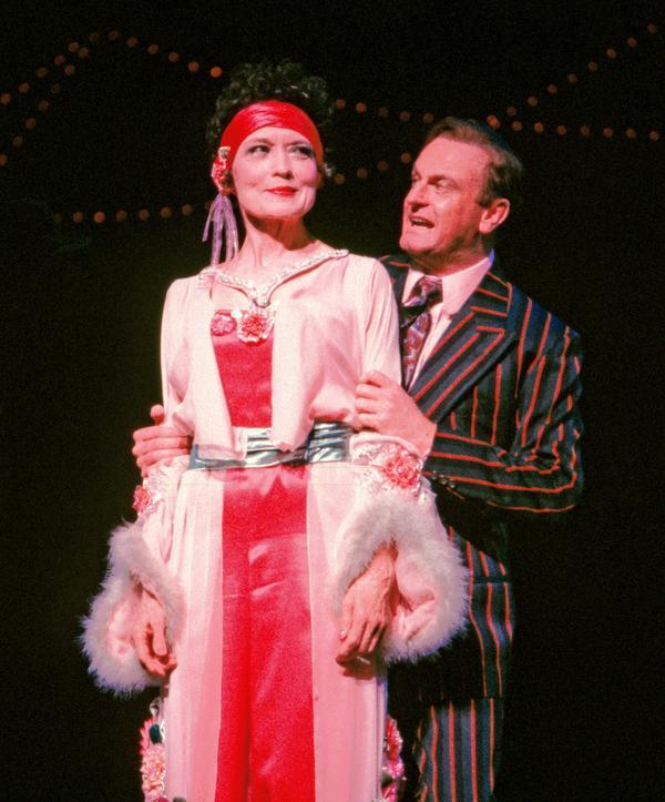 Julie Wilson and Peter Allen