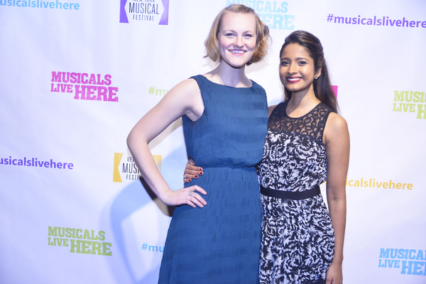 Kerstin Anderson and Shobana Ryan