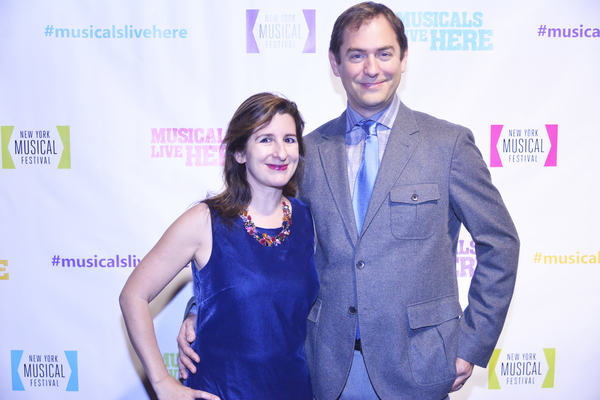 Photo Flash: Jason Robert Brown, Grace McLean, Marsha Norman and More NYMF's 2017 Gala