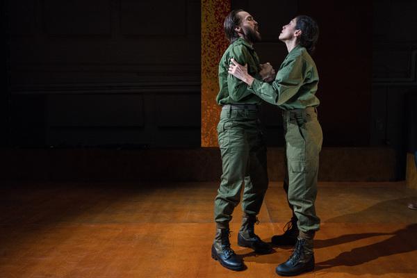 DIASPORA Takes on Jewish Identity, Opening Tonight Off-Broadway
