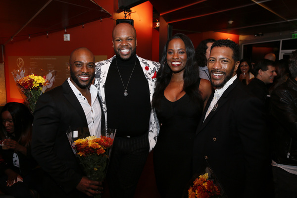 Wilkie Ferguson III, Dedrick A. Bonner, Zakiya Young and John Devereaux