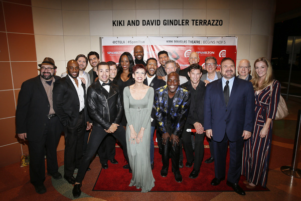 Photo Flash: SPAMILTON Celebrates Opening Night in Los Angeles
