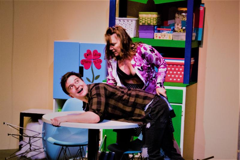 BWW Review: Actor's Theatre Stages a Superior HAND TO GOD – In Hilarious Spurts