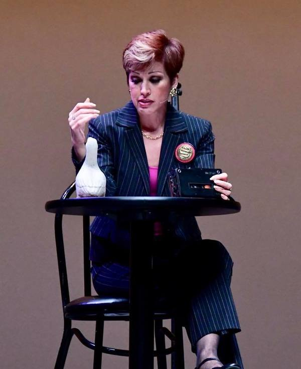 Photo Flash: Musical Theatre Guild presents WOMEN ON THE VERGE OF A NERVOUS BREAKDOWN