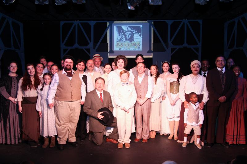 BWW Review: RAGTIME at The Sketch Club Players