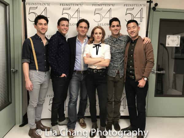 Danny Larsen, Brian Flores, Eric William Morris, Teal Wicks, Perry Sherman and Daniel Photo