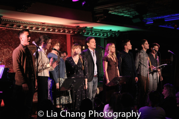 Photo Flash: Daniel K. Isaac, Teal Wicks, and More Celebrate THE BALLAD OF LITTLE JO Album Release