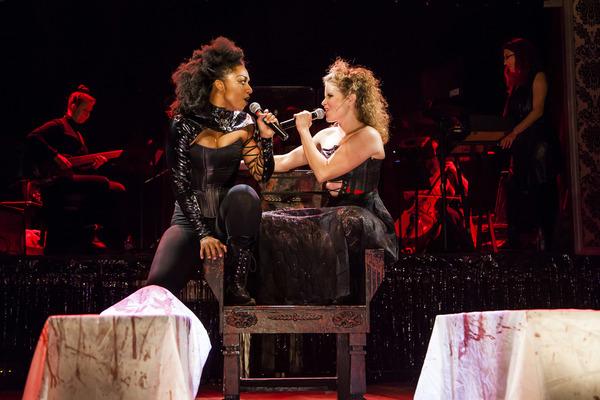 Photo Flash: Firebrand Theatre presents the Chicago Premiere of  LIZZIE
