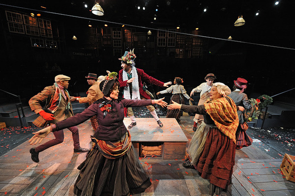 Photo Flash: First Look at Trinity Rep's A CHRISTMAS CAROL