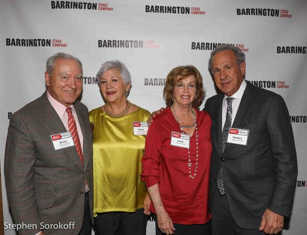 Bruno Quinson, Mary Ann Quinson, Leslie Jerome, Stephen Jerome