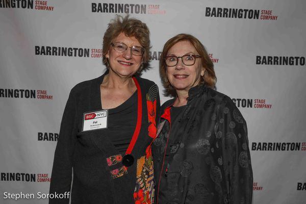 Pat McCorkle & Julianne Boyd Photo