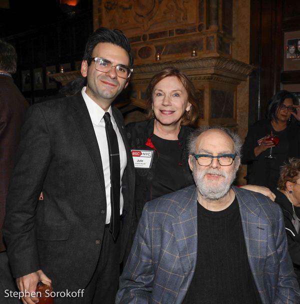 Joe Iconis, Julianne Boyd, William Finn