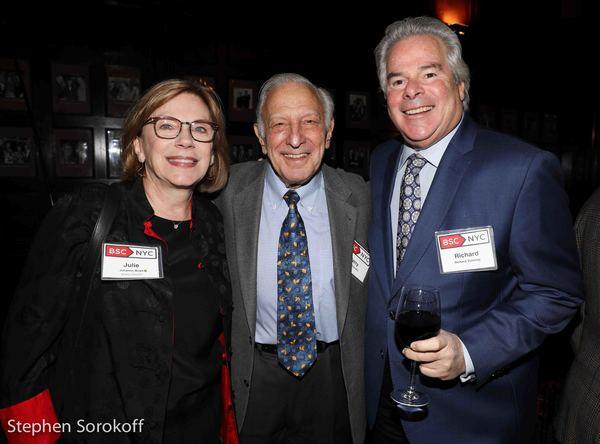 Julianne Boyd, Jerry Strassler, Richard Soloway