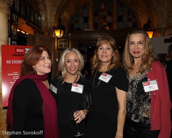 Anne L. Nathan, Eda Sorokoff, Elizabeth Aspenlieder, Ellen Harvey