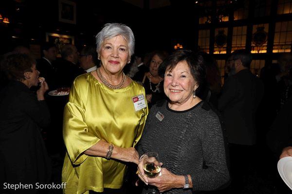 Mary Ann Quinson & Sydelle Blatt