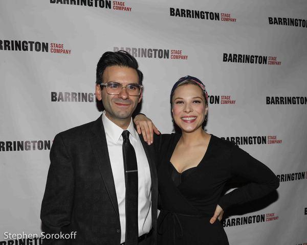 Joe Iconis & Lauren Marcus