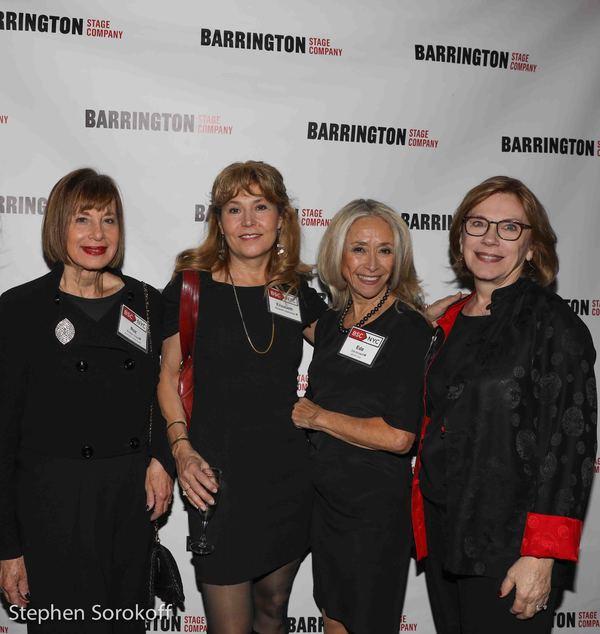 Rosalyn Stuzin,Elizabeth Aspenlieder, Eda Sorokoff, Julianne Boyd