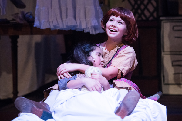 Photo Flash: First Look at ANNIE at Berkeley Playhouse