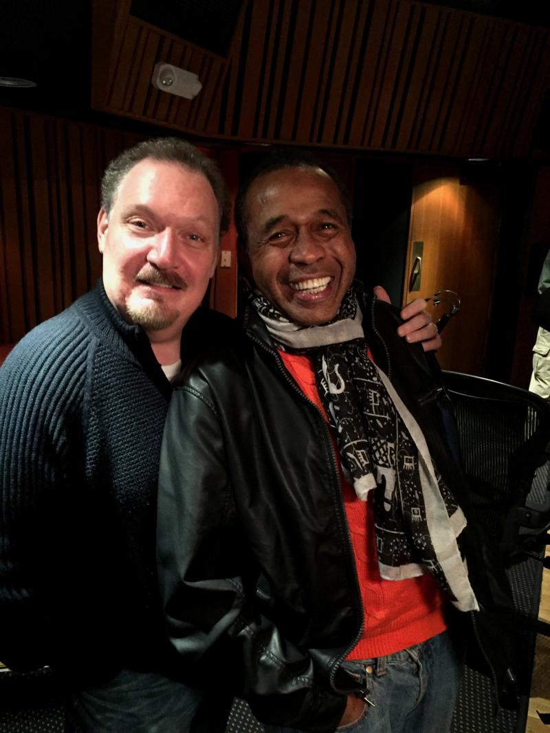 BWW Exclusive Interview: Ben Vereen Talks CD Single, STEPPIN' OUT, SNEAKY PETE & More