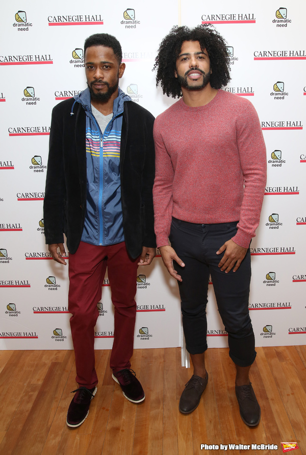 Lakeith Stanfield and Daveed Diggs