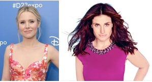 FROZEN Co-Stars Kristen Bell & Idina Menzel to Perform Together on ABC Holiday Special