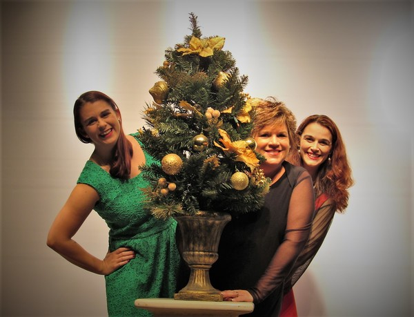 Photo Flash: Meet the Cast of A CHRISTMAS SURVIVAL GUIDE at Granite Theatre