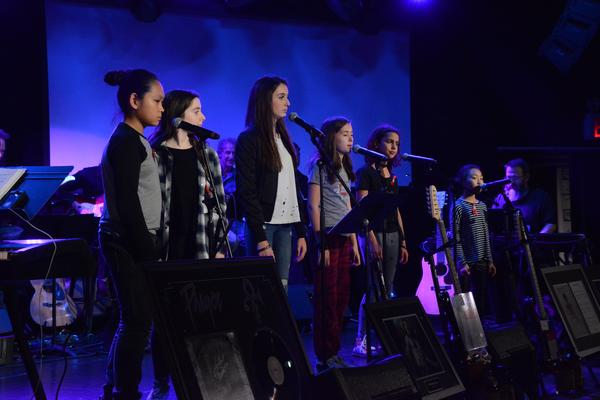 Mila Dorji, Olivia Leone, Ashley Lanzoni, Evie Dolan, Monica Hayon and Shelkar Dorji