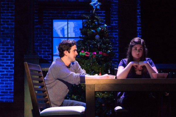 BWW Review: Le Petit Theatre Presents THE LAST FIVE YEARS