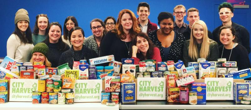 Casting Society of America Gives Back at MEALS FOR MONOLOGUES AND SONGS