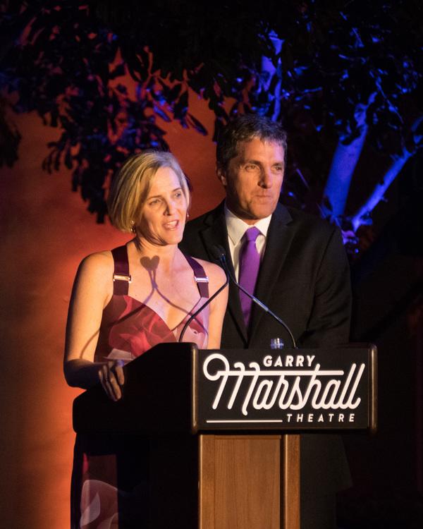 Kathleen Marshall LaGambina and Scott Marshall Photo