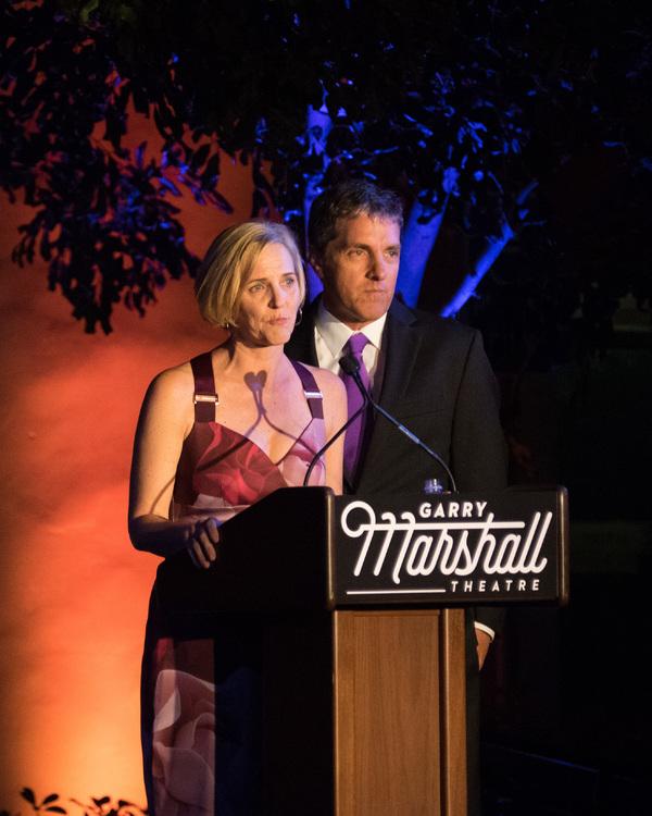 Kathleen Marshall LaGambina and Scott Marshall