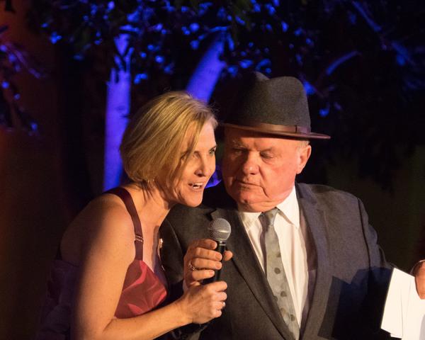 Kathleen Marshall LaGambina and Jack McGee Photo