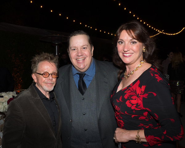 Paul Williams, Paul Vogt, and Sherry Greczmiel