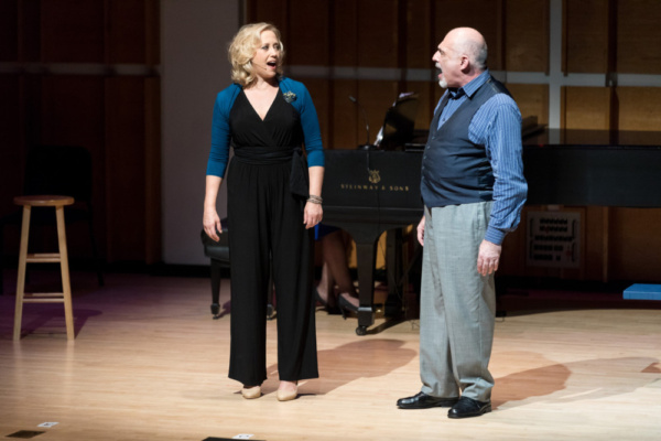 Photo Flash: Lora Lee Gayer, Jason Gotay and More Duet in BROADWAY CLOSE UP: TWO'S COMPANY at Merkin Concert Hall