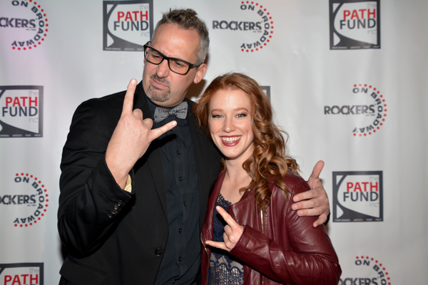 Photo Coverage: On the Red Carpet for ROCKERS ON BROADWAY