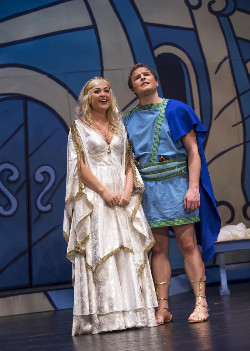 BWW Review: A FUNNY THING HAPPENED ON THE WAY TO THE FORUM at Theatre Harrisburg