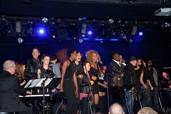 Kyle Taylor Parker and The Broadway Inspirational Voices-Anastasia Talley, Lucia Gian Photo