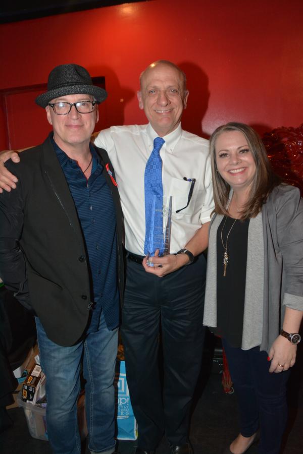 Donnie Kehr, Tom Viola and Cori Gardner