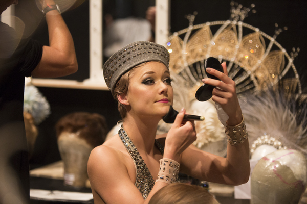 Photo Flash: Behind The Scenes Images Released To Mark Live Cinema Broadcast Of National Theatre Production Of FOLLIES
