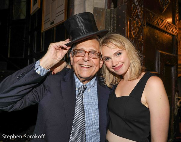 Photo Coverage: Maltby & Shire Celebrated at The Friars Club