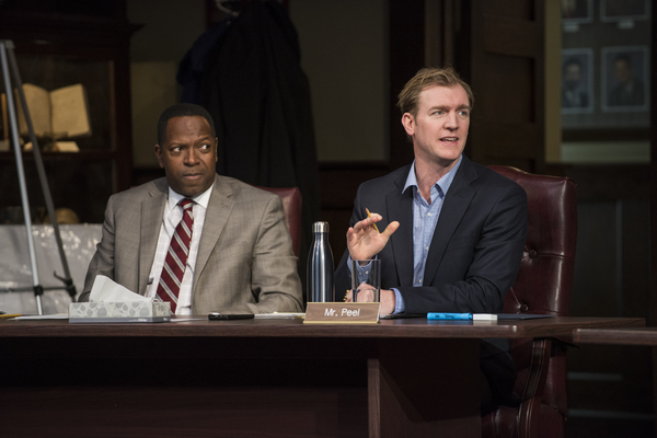 Photo Flash: First Look at THE MINUTES by Tracy Letts at Steppenwolf
