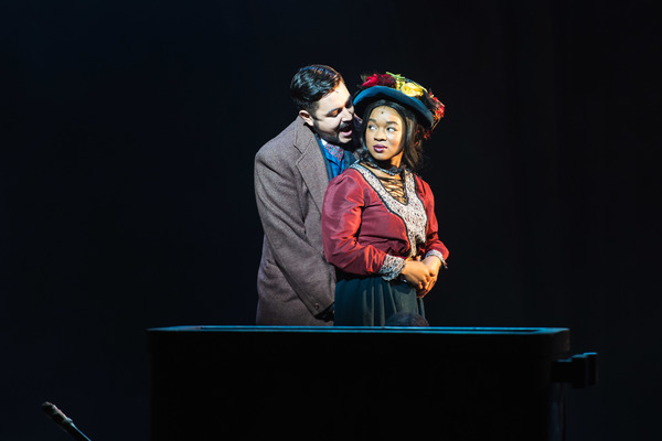 Noel Sullivan and Busisiwe Ngejane