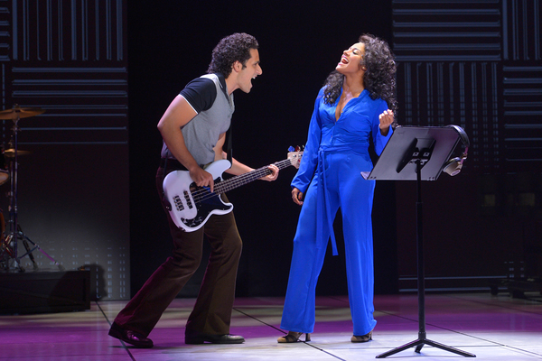 Photo Exclusive: First Look at LaChanze, Ariana DeBose and Storm Lever in New Donna Summer Musical at La Jolla Playhouse