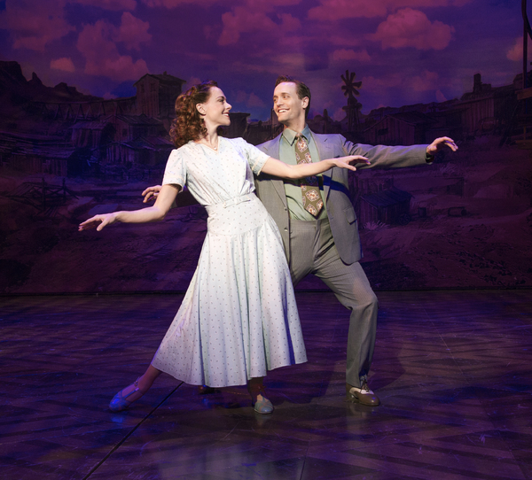 Photo Flash: First Look at Danny Gardner, Ashley Spencer and More in CRAZY FOR YOU at D.C.'s Signature Theatre