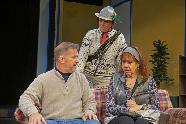 Photo Flash: The Sherman Playhouse presents MURDER TAKES A HOLIDAY