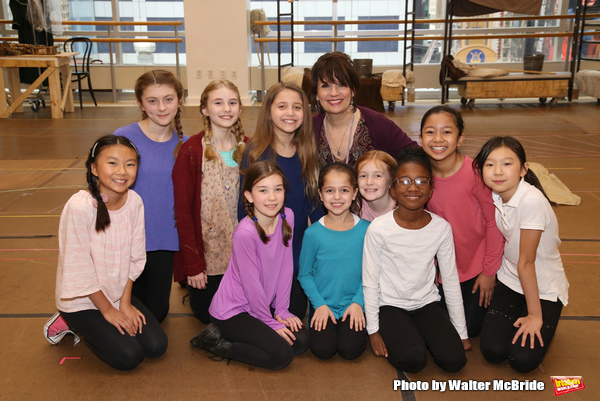 Photo Coverage: Meet The Cast & Creative Team of ANNIE at Paper Mill Playhouse