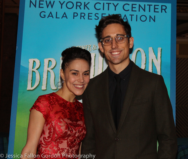 Patricia Delgado and Justin Peck Photo