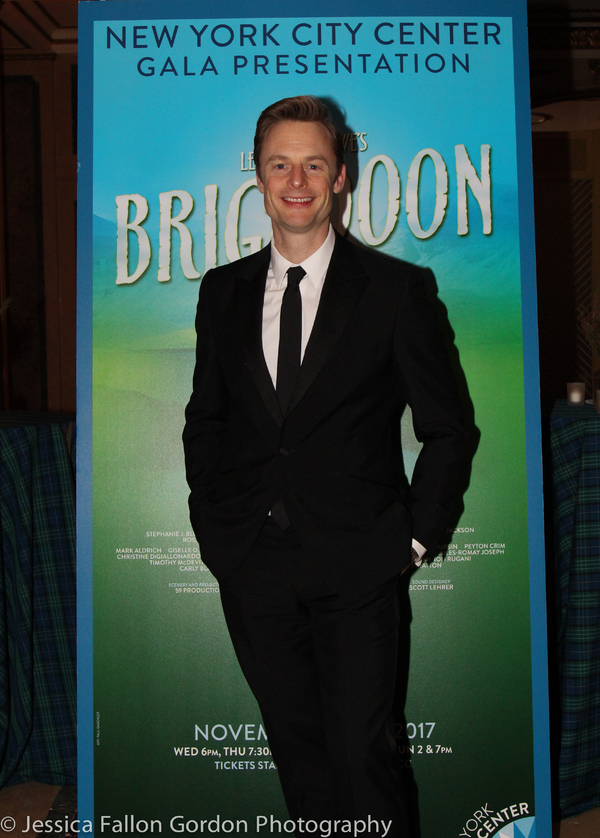 Photo Coverage: New York City Center Celebrates Fall Gala with the Cast of BRIGADOON!
